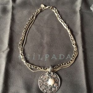 2 pieces of Silpada(Necklace) and (Pendant)